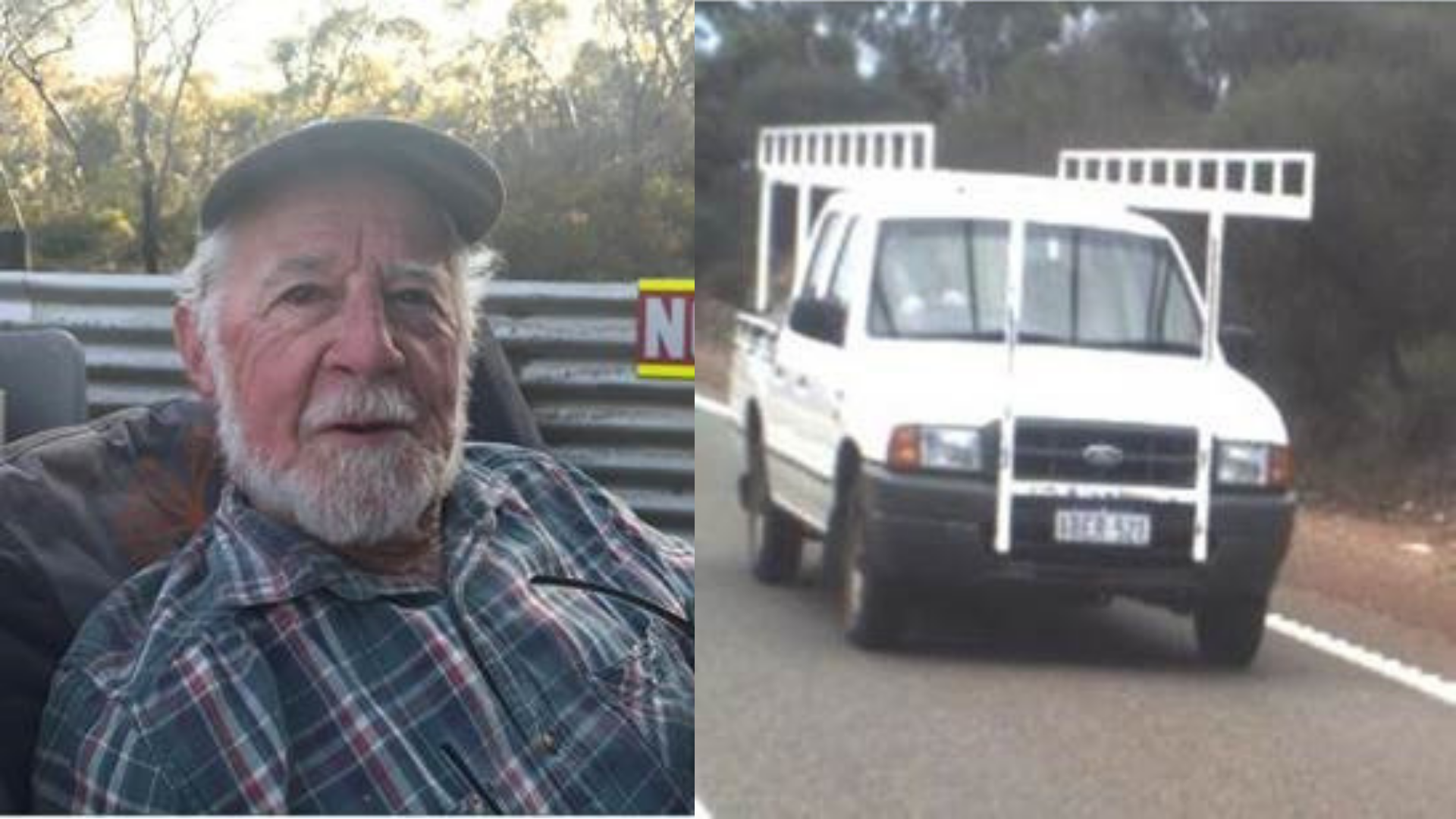 Article heading image for The search continues for missing Coolgardie local