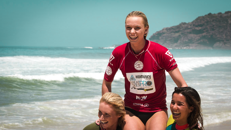 Article heading image for Avoca's Macy Callaghan Has Qualified For The 2019 Surfing World Championship Tour!