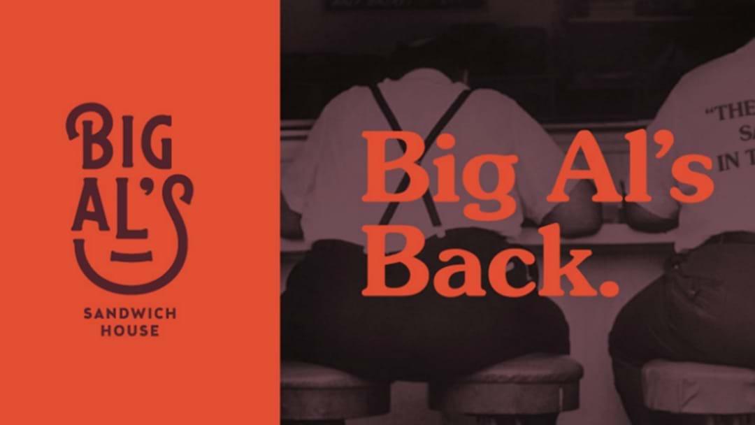 Big Al's Returns To Newcastle