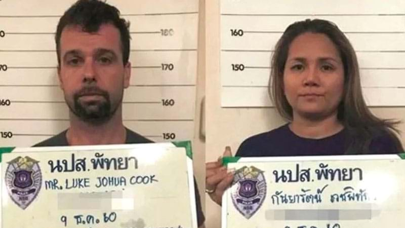 Article heading image for Perth Hells Angel Bikie And Wife Sentenced To Death In Thailand
