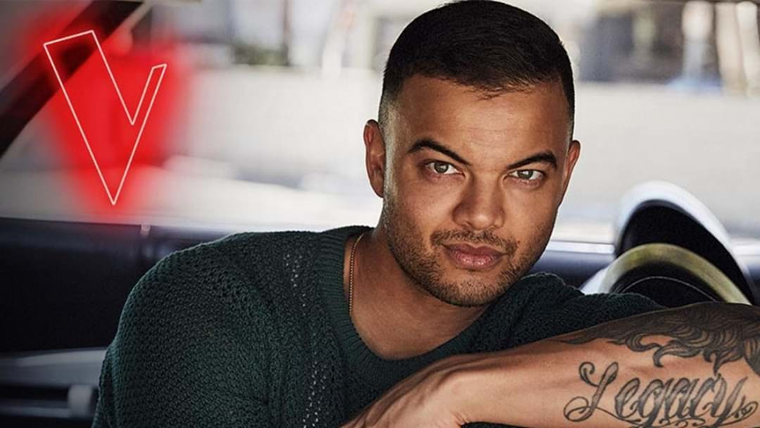 Set In Stone: Guy Sebastian Announced As A New COACH For 'The Voice' 2019
