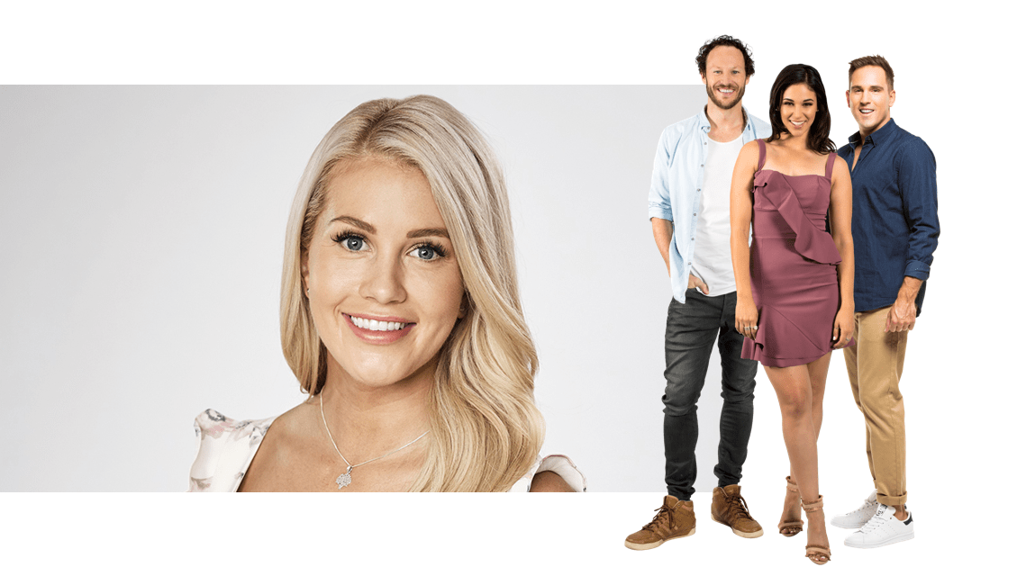 Article heading image for Ali from The Bachelorette chats ahead of the big finale tomorrow