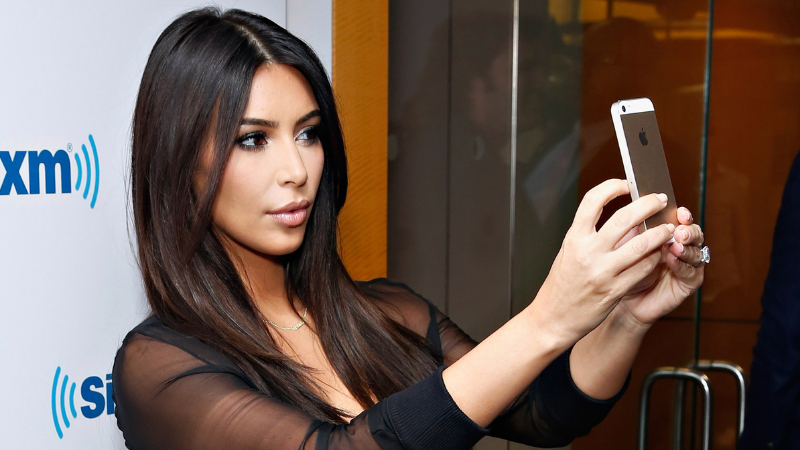Article heading image for Taking Selfies Has Been Linked To Narcissism!