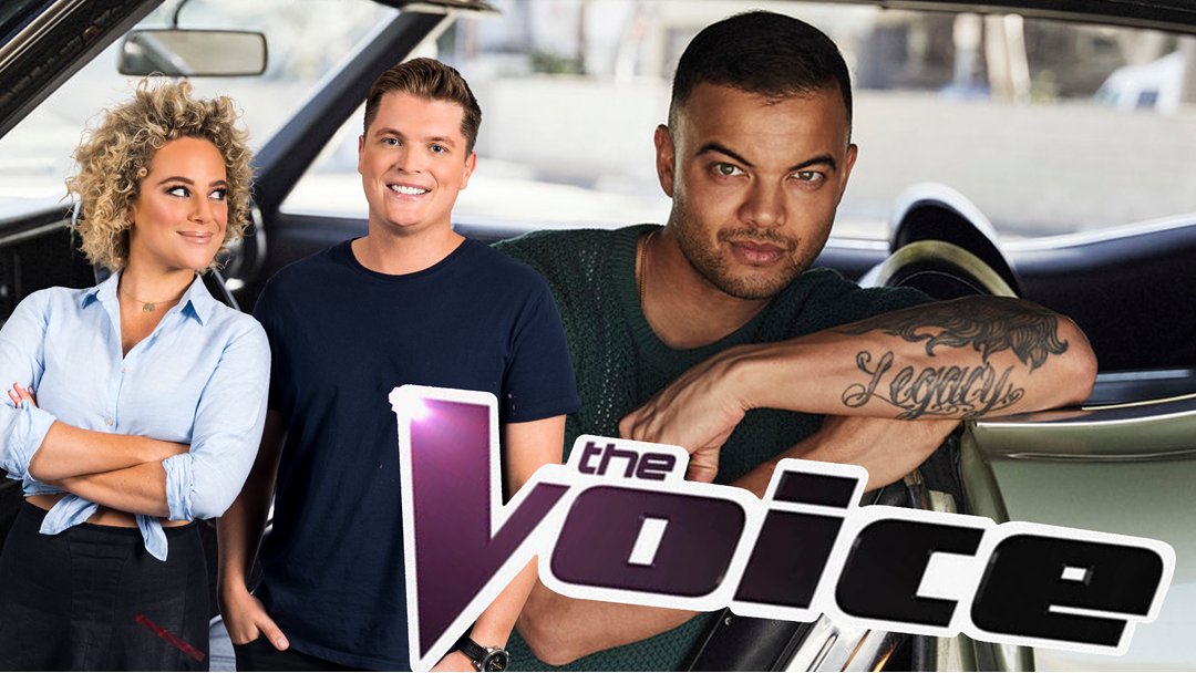 Was Guy Sebastian FORCED To Reveal His New Role On The Voice??