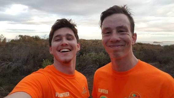 Article heading image for Two Coasties Are Running 22kms In Their PJs For Charity