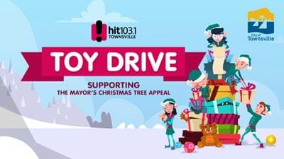 HIT 103.1s TOY DRIVE