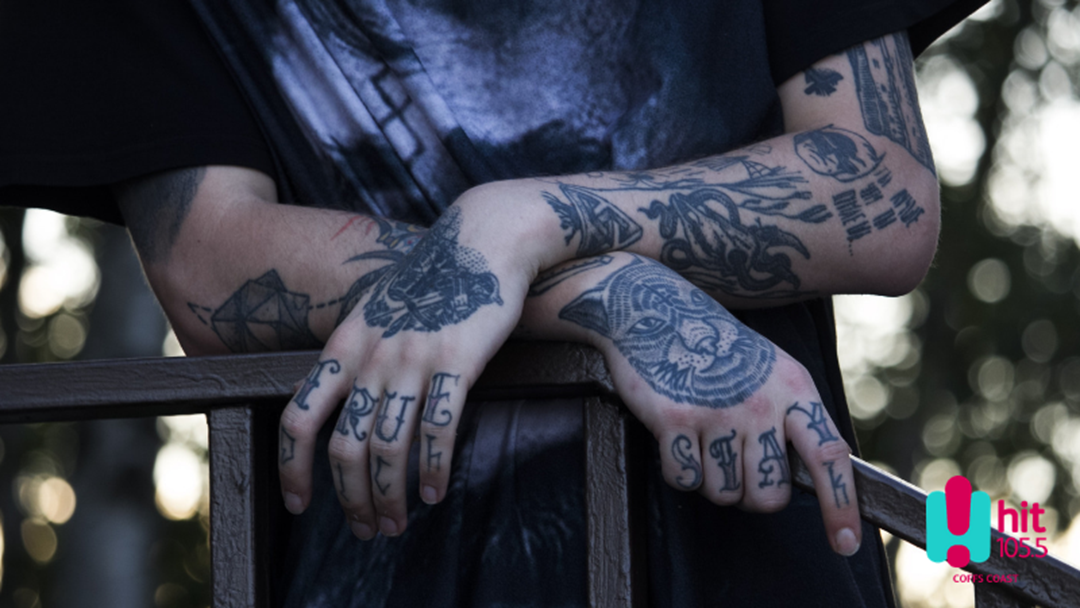 So Apparently Your Tatts Can Be Turned Into Art After You Die