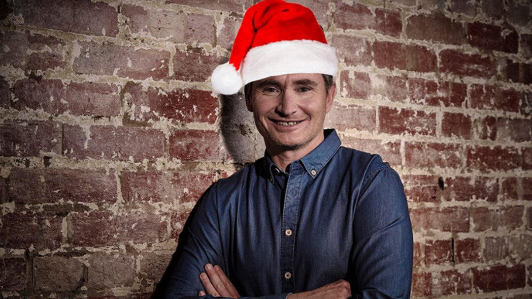 Dave Hughes Lets Mike & Nix Know His Christmas Countdown Traditions