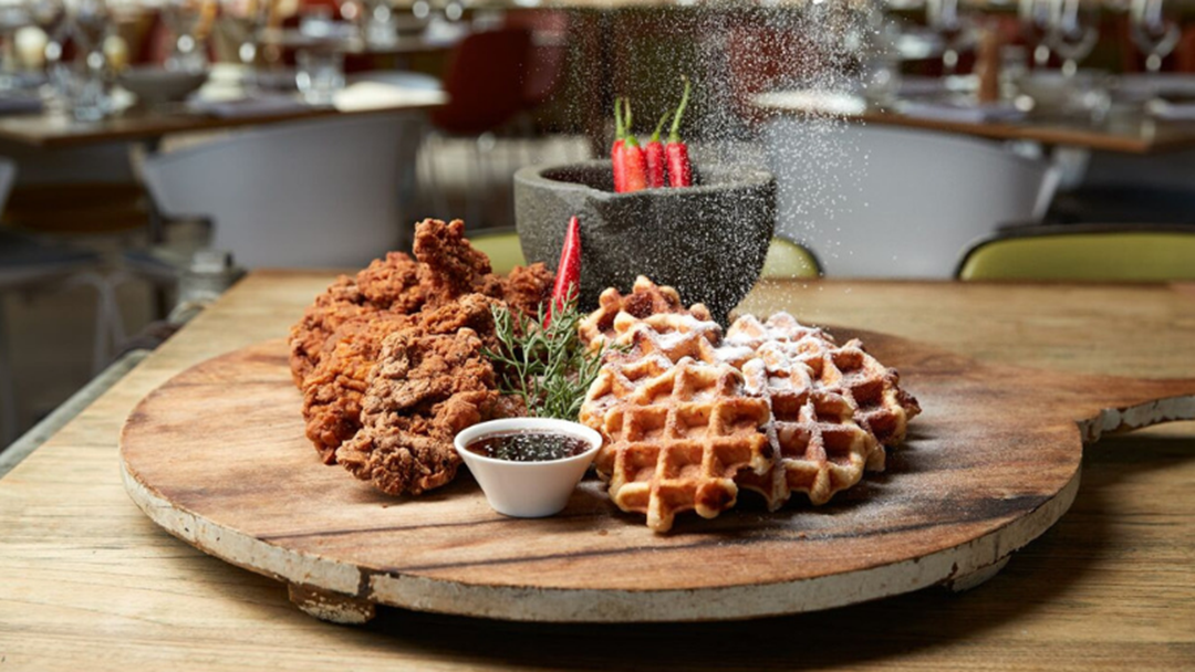 Bazaar's 'Sunday Brunch On A Saturday' Is A Feast Fit For A Queen... A Drag Queen!