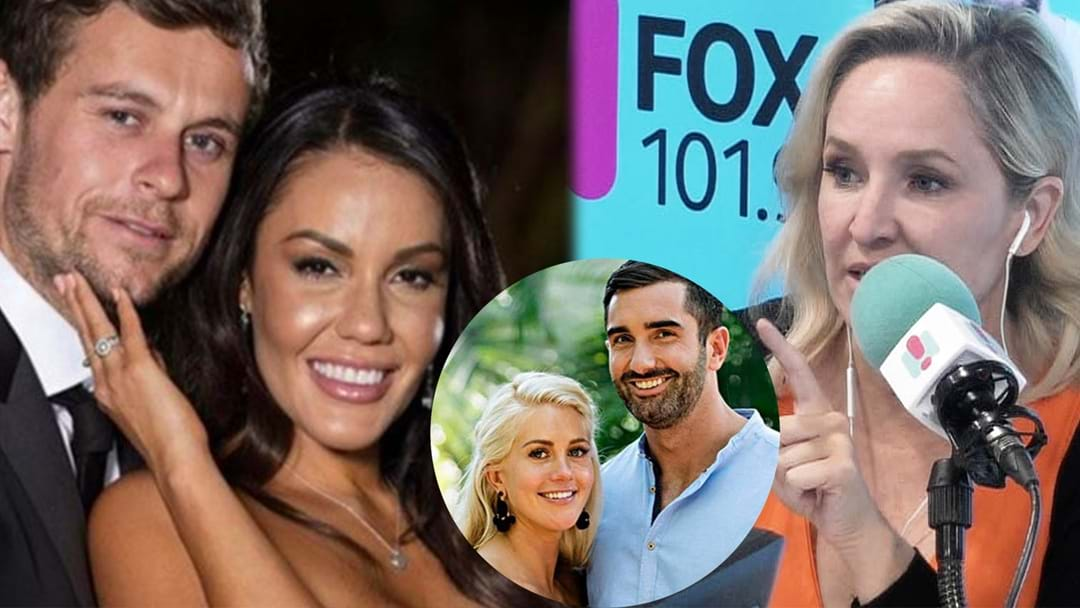 Fifi Tells Fev & Byron Which Reality TV Stars Were Desperate To Be Famous!