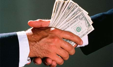Article heading image for Could You Be Bribed to Leave Your Partner??