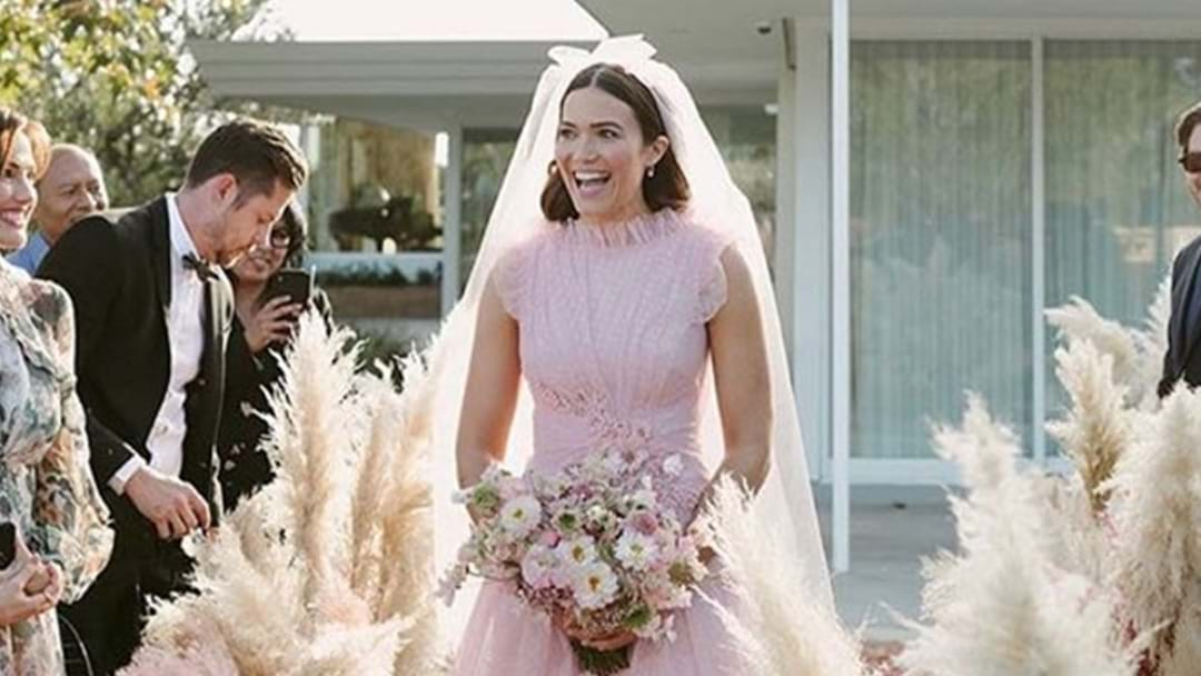 Mandy Moore's MAGICAL Wedding Pics Have Us Crying Happy Tears