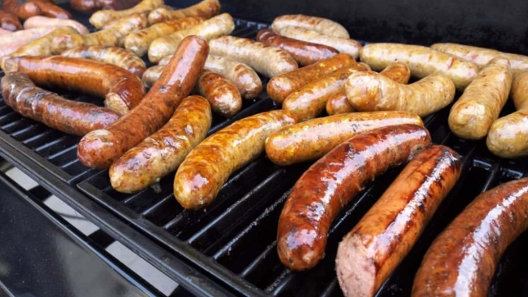 Here's Where You Can Get A Democracy Sausage This Weekend!