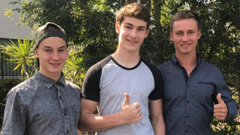 Article heading image for Community Rallies Behind Three Brothers Who've Lost Both Parents Within A Month