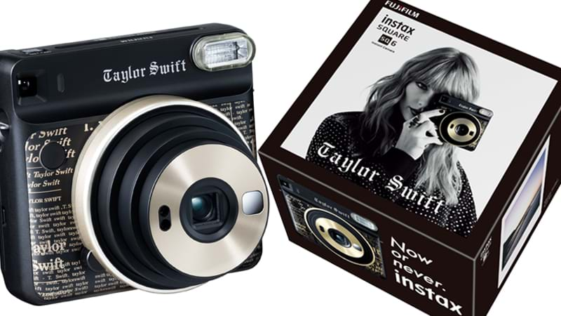 Article heading image for A Taylor Swift FUJIFILM instax Experience Is Coming To Westfield Bondi Junction
