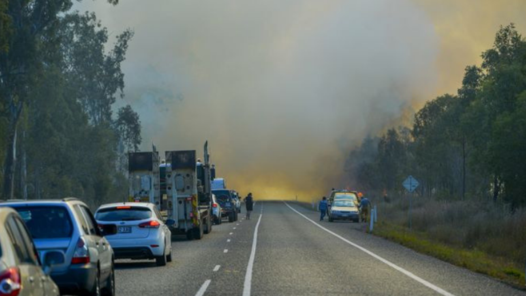Mayor Burnett Tells How You Can Help Those Affected By The Gladstone Bushfires