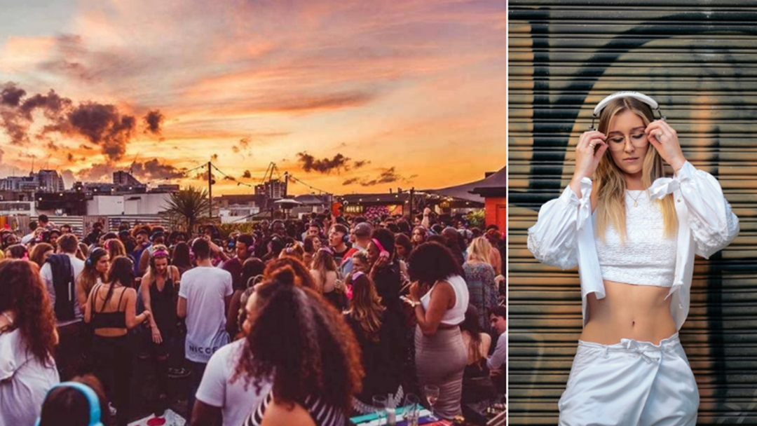 Kick Off The Hotter Months At The Welcome To Summer Rooftop Party!