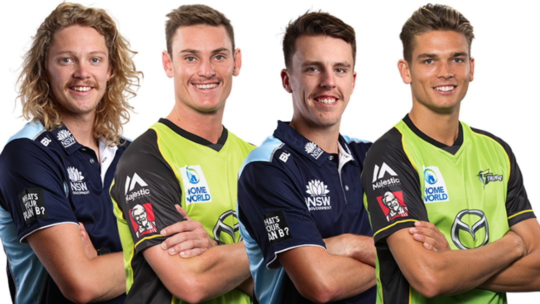 There's A Celebrity Cricket Match Coming To Griffith!