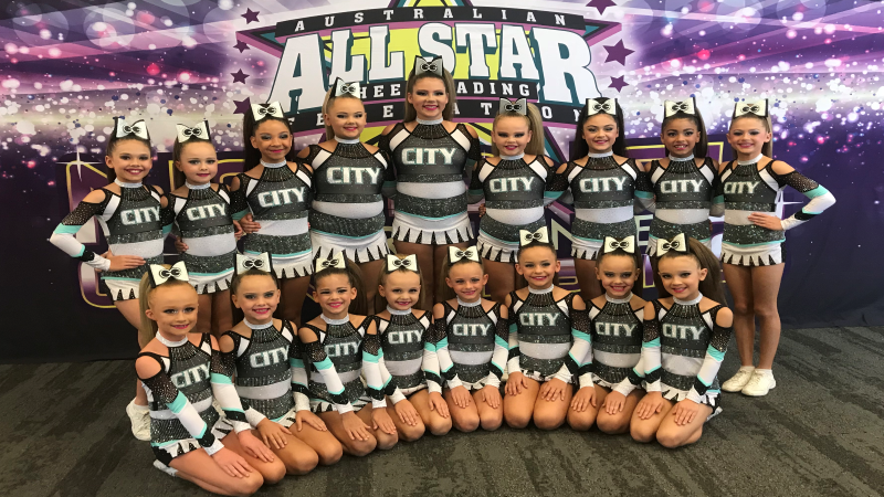 Article heading image for Townsville Cheer Girls Prove They're The Best In Australia