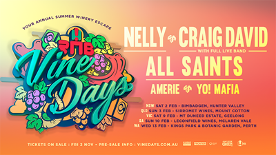 Win Tickets To RnB Vine Days