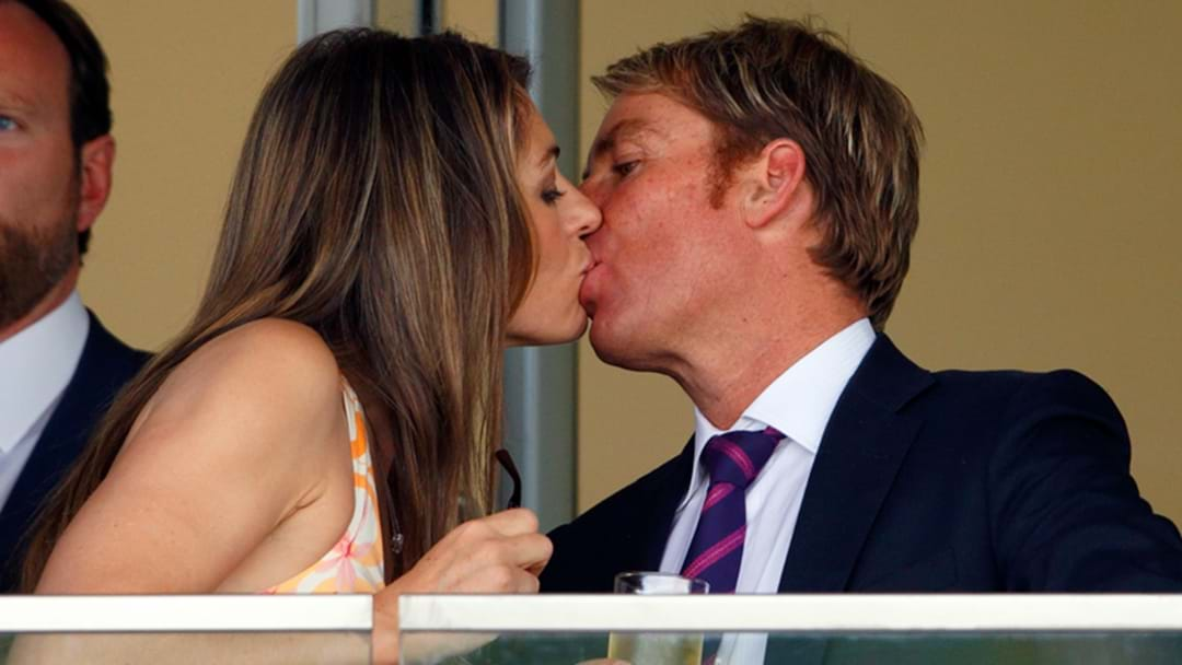 Shane Warne Told Us He Wants His Engagement Ring Back Off Liz Hurley!
