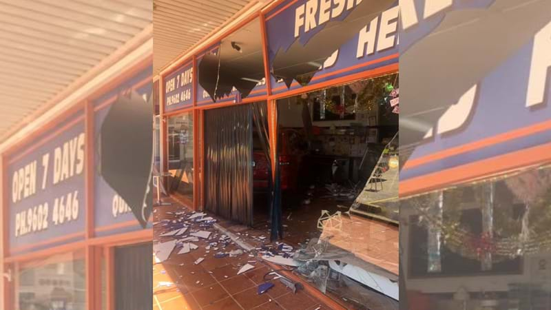Article heading image for Car Crashes Into Shop In Sydney's South-West