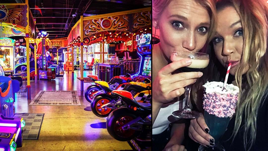 Sydney Basically Has Its Own Boozy Disneyland For Adults And We Are All About It
