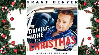 Get Your Copy Of Grant Denyer's Charity Single
