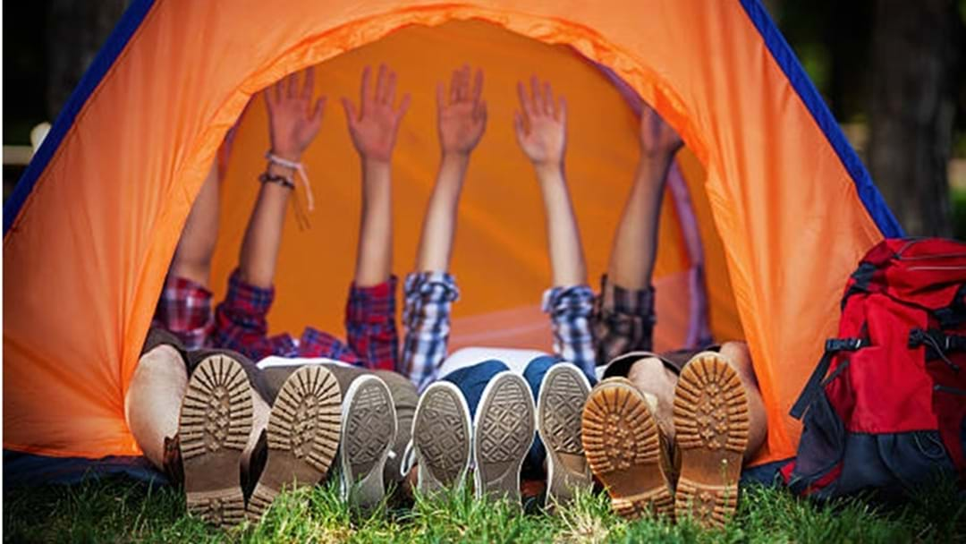 Stuff Kids Say ... Camping Rules as Told by a Five-Year-Old