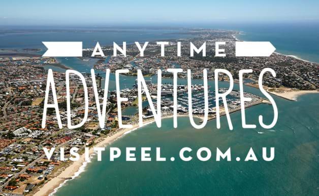 Win a Getaway to Mandurah and Peel Region!