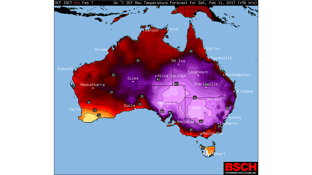 BRACE YOURSELVES: Strongest Heatwave of Summer is Coming