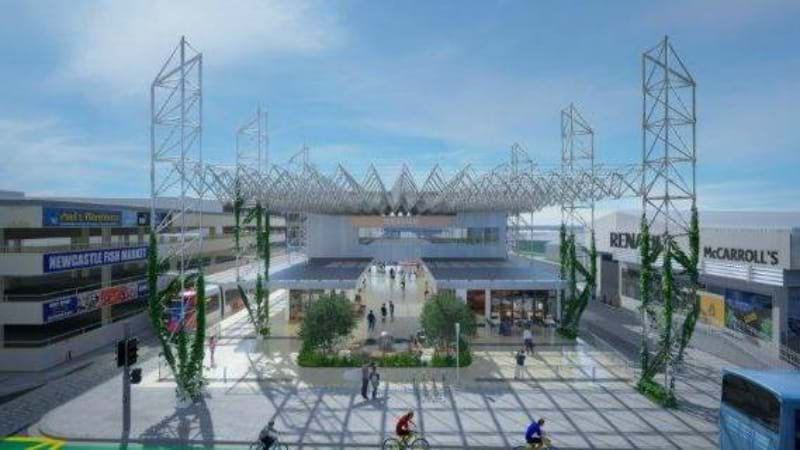 Article heading image for Newcastle Interchange To Open By November