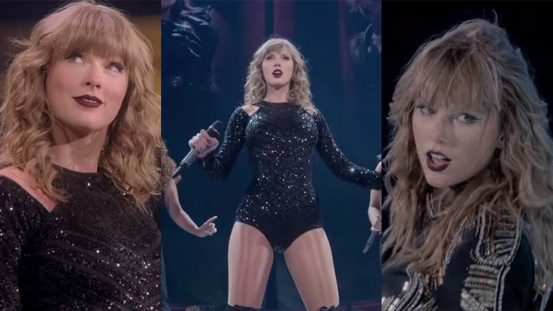 Taylor Swift stalkers stopped by face recognition software
