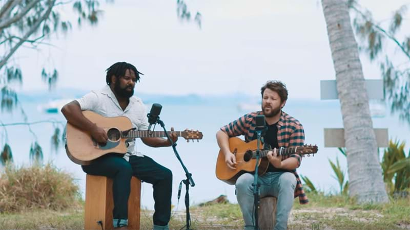 Win a copy of BUSBY MAROU'S new album 'Songs from the Shell House'