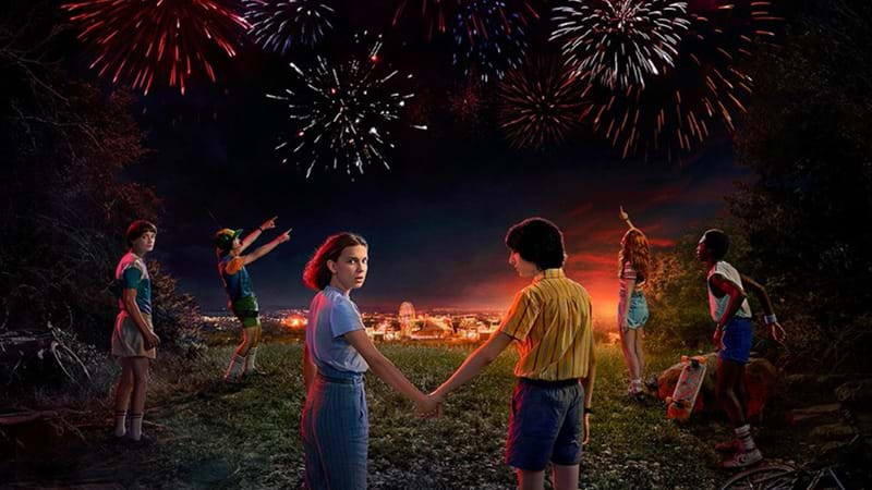 STRANGER THINGS Season Three Arrives On July 4th