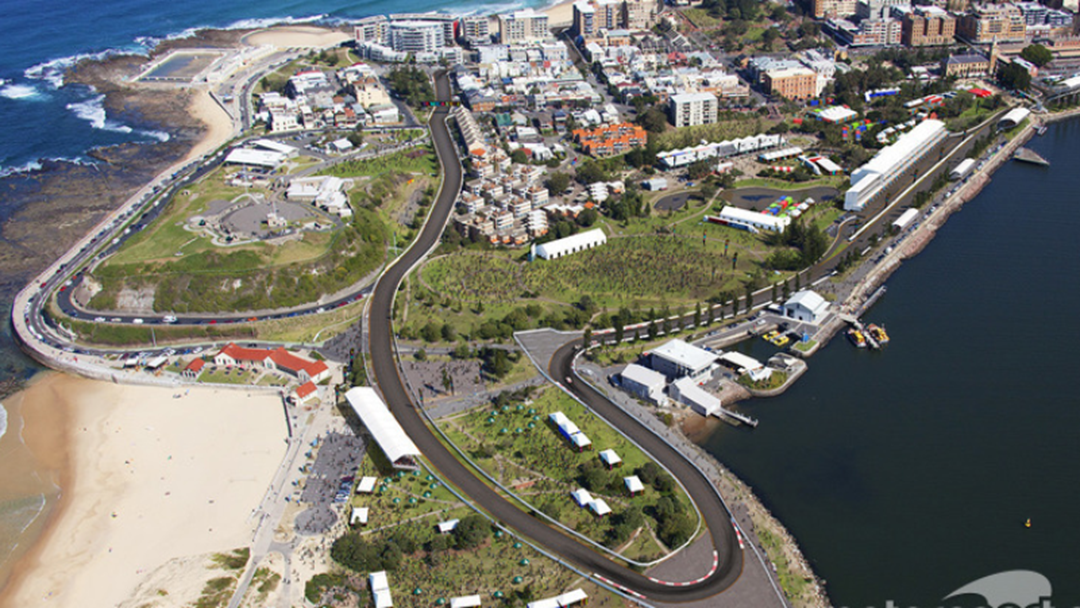 Newcastle, Get Behind the Supercars: State Government
