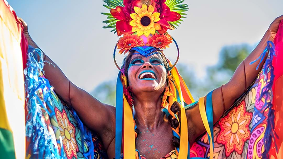 Get Festive: Sydney's First 'Carnaval' Is Happening This Month!