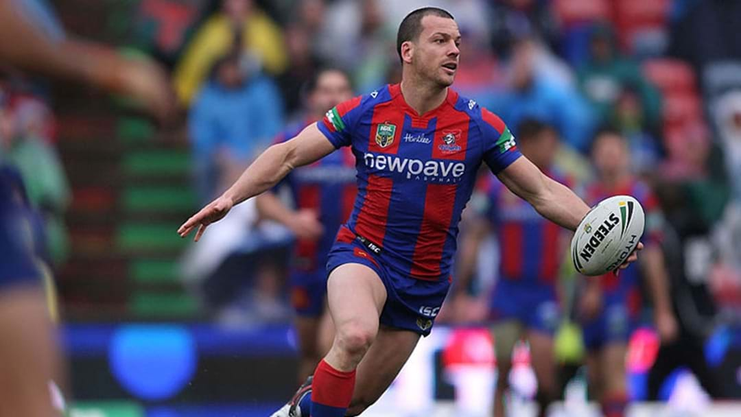Jarrod Mullen Fails B-Sample Drugs Test