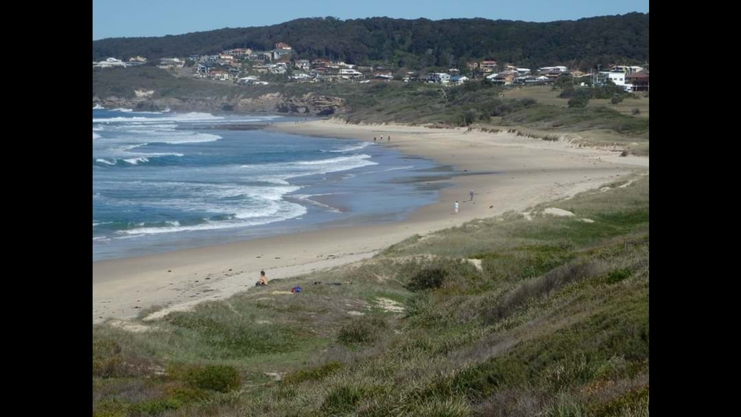 CPR Saves Surfer's Life At Swansea Heads