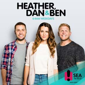Heather, Dan & Ben