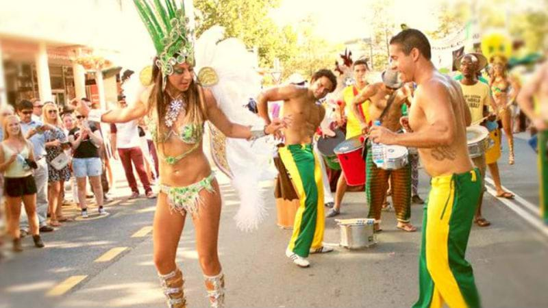 WHAT'S IN STORE AT THE MULTICULTURAL FESTIVAL