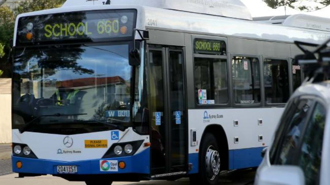 Bus driver charged with child grooming on Tweed Coast