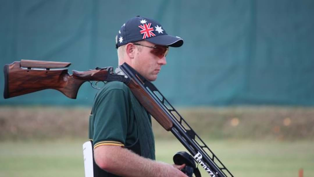 James Willett claims first double trap ISSF gold of 2017