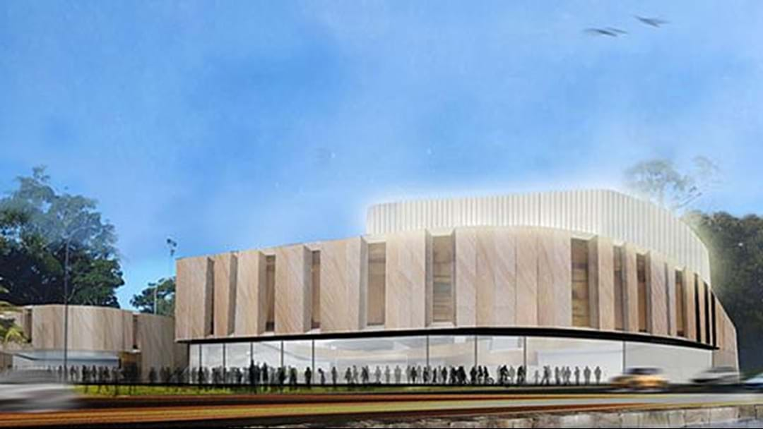 Council Selects Site For Gosford Regional Performing Arts Centre