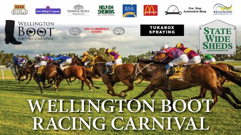 2017 Wellington Boot Racing Carnival