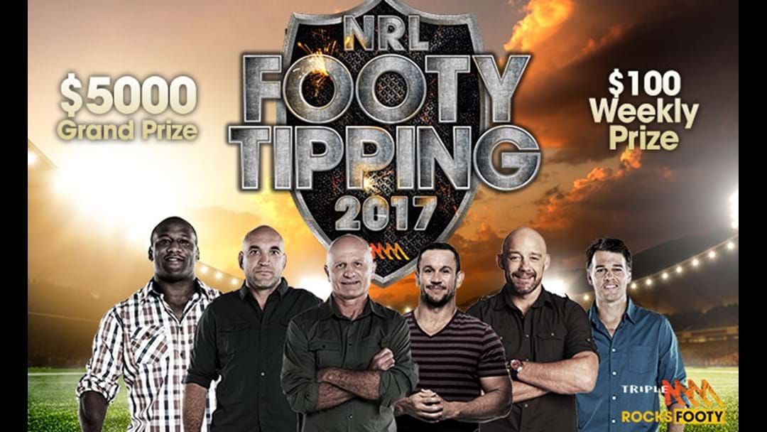 NRL Footy Tipping 2017