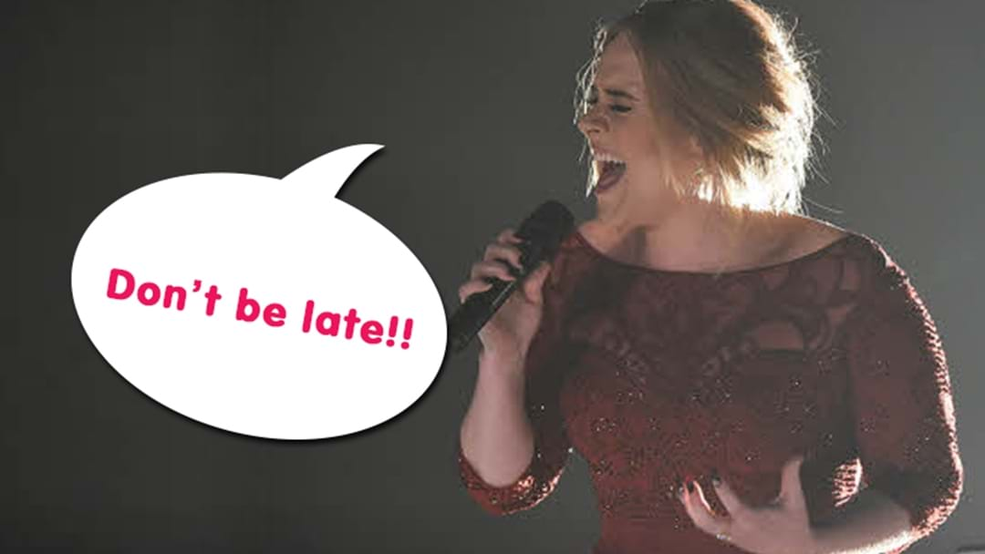 How To Get To Adele's Melbourne Gig