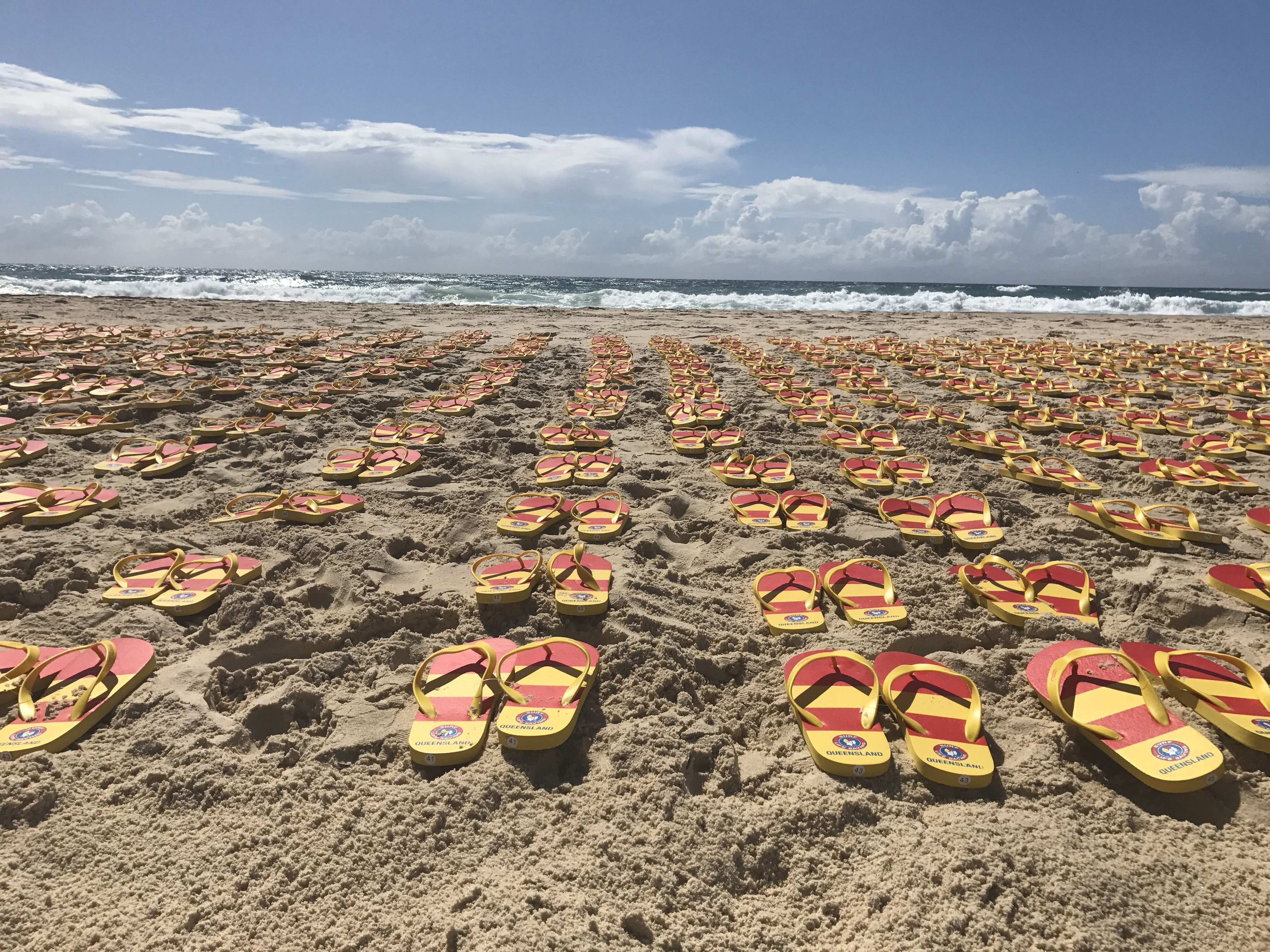 Article heading image for Busy summer for Gold Coast lifeguards