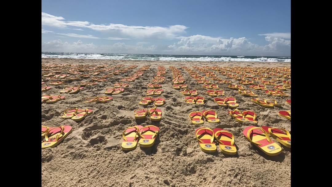 Busy summer for Gold Coast lifeguards