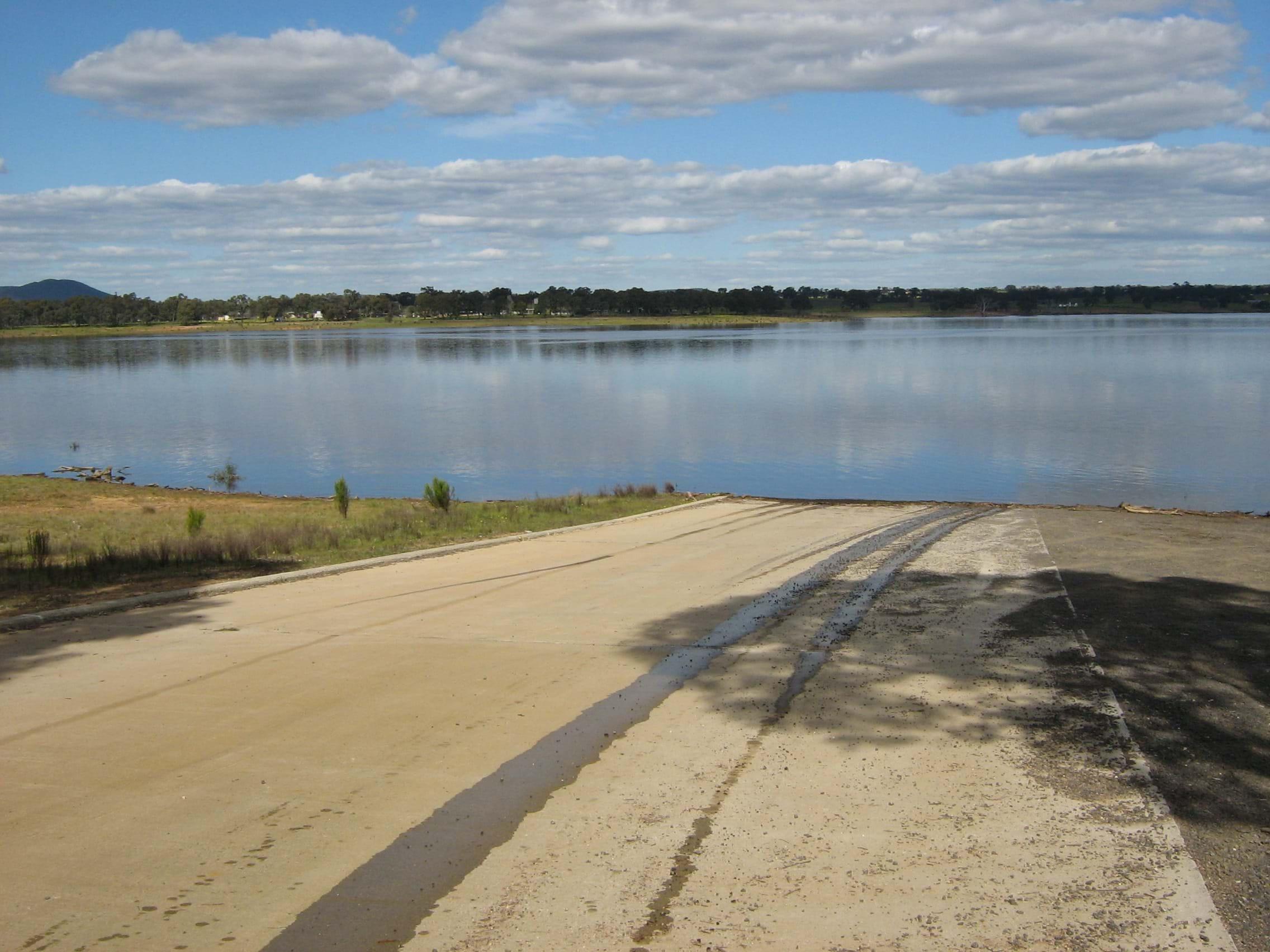Article heading image for Lake Eppalock Test's Positive To Blue Green Algae